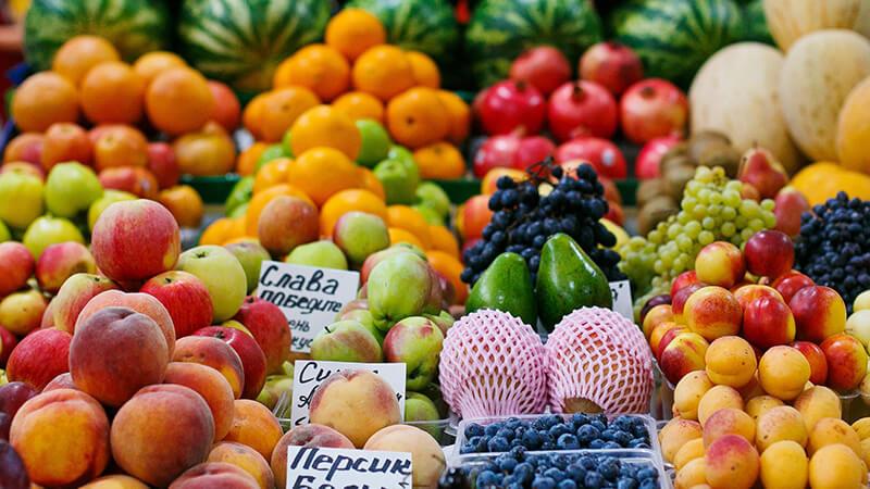 купить фрукты Абакан